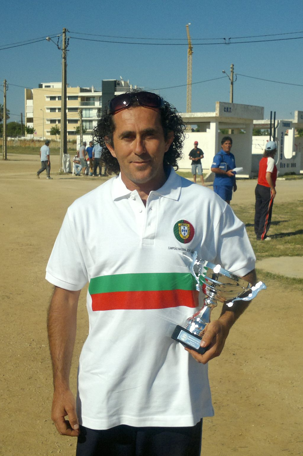 1º Classificado - Fernando Jorge, Clube Petanca escola de Loulé